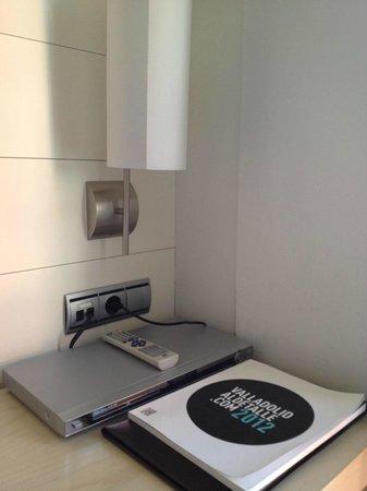 Hotel Mozart:                   Reproductor dvix