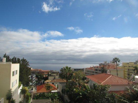 Estalagem Monte Verde & Melba:                   Vista para o Oceano
