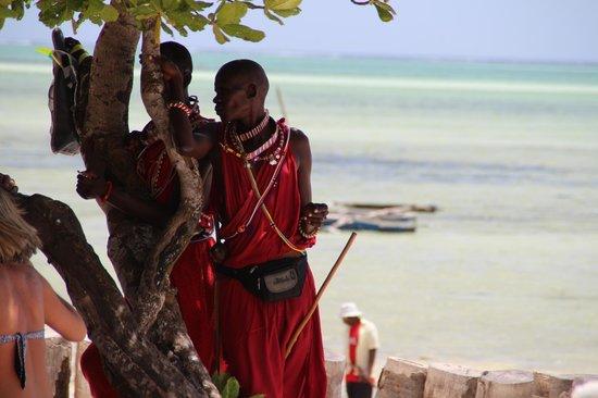 Jumbo Watamu:                   masai