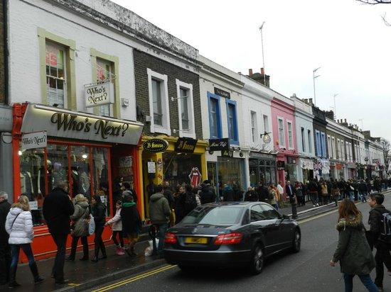arancina picture of portobello road market london tripadvisor. Black Bedroom Furniture Sets. Home Design Ideas