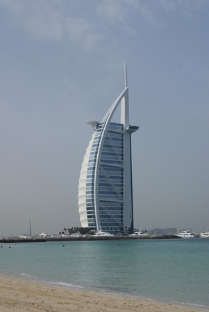 Citymax Hotels Al Barsha:                   View from beach
