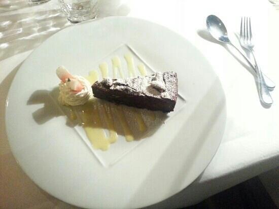 Gran Duca:                   dessert