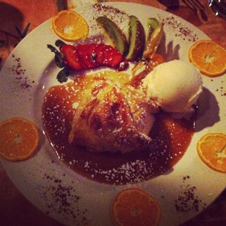 Juliano:                   this is a must have!!! it's their speciality dessert :) it's amazing