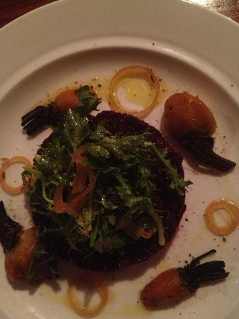 Oakleaf: dinner
