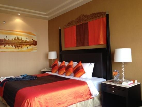 ナガ ワールド ホテル & エンターテイメント コンプレックス,                   部屋