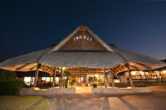 Kokstad, África do Sul: The Amazing Ingeli Forest Lodge