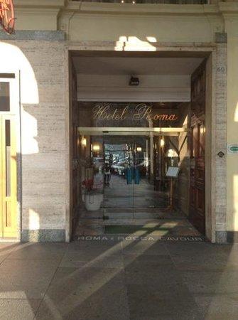 Hotel Roma e Rocca Cavour:                   Волченко Алексей