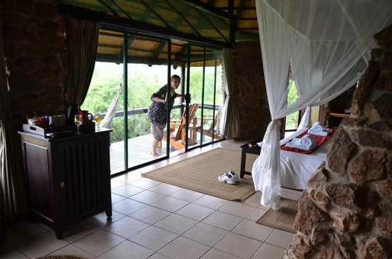 Leopard Mountain Safari Lodge: Zimmer