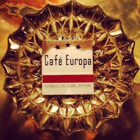 europa cafe locations