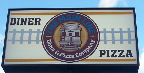 Maybrook, NY:                                     Restaurant Sign