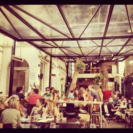 Cafe Europa, Tel Aviv resimleri