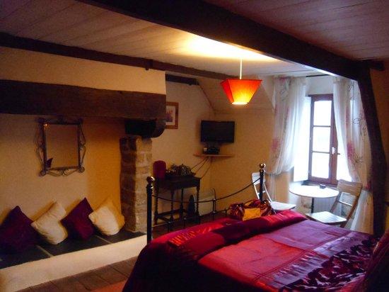 Old Salt House : chambre côtes d'Armor