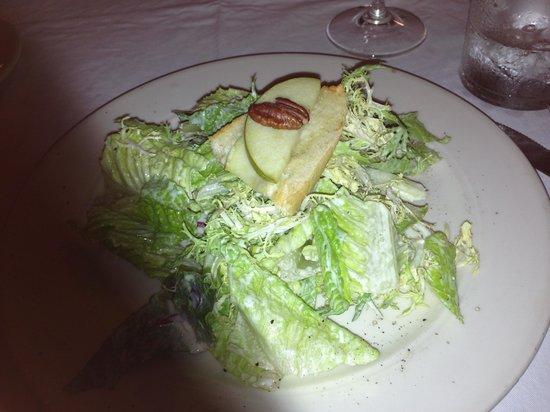 LaTapa:                   Salad