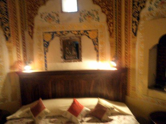 Bissau Palace: Garden room