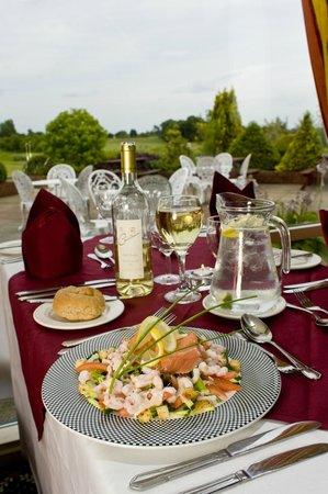 Ufford Park Woodbridge Hotel, Golf & Spa: The Park Restaurant