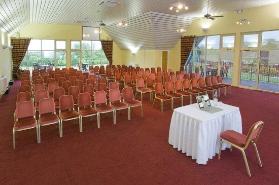 Ufford Park Woodbridge Hotel, Golf & Spa: Deben Suite set for Theatre Style