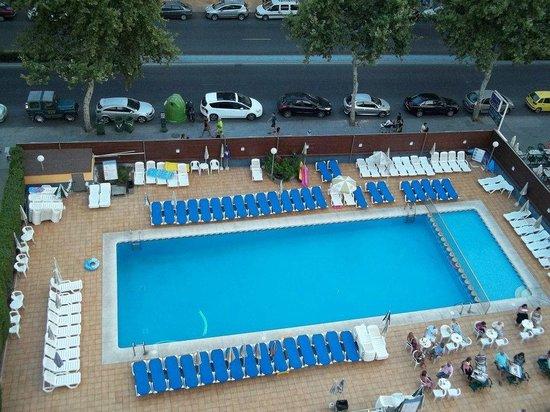 Swimming pool picture of riudor hotel benidorm benidorm - Hotels in alicante with swimming pool ...