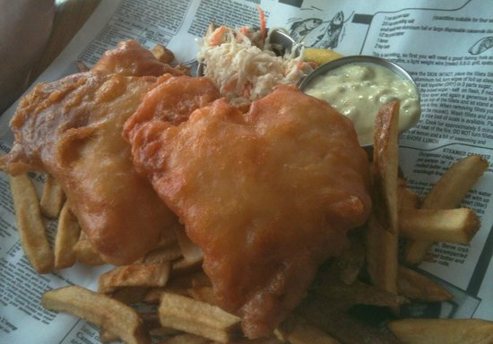 The Port: Fish N Chips