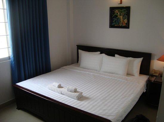Meraki Hotel: Zimmer 701
