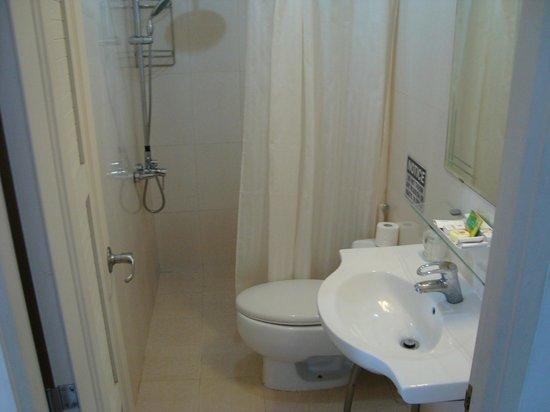 Meraki Hotel: Badezimmer