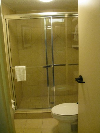 SpringHill Suites Orlando Airport: Bathroom