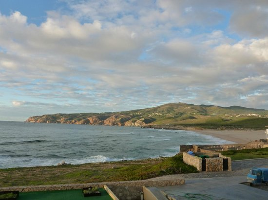 Fortaleza do Guincho: View from superior room (2nd floor)
