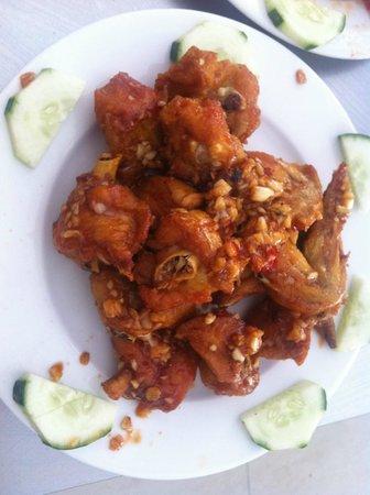 Ba Thoi Restaurant:                   Fried Chicken