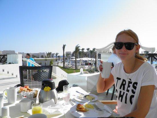 ฮิลตันมาซาอลัมนูเบียนรีสอร์ท: Hilton Nubian Resort - breakfast