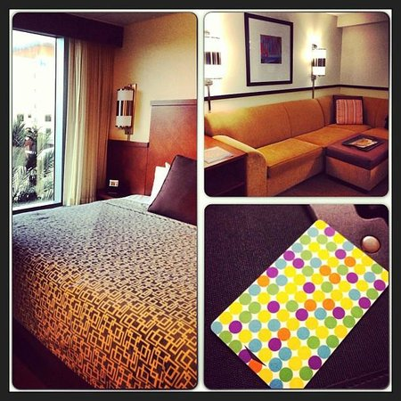 Hyatt Place Ft. Lauderdale Airport & Cruise Port: Hotel Room