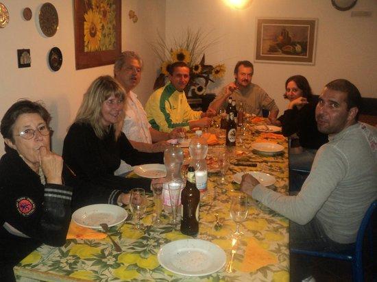 Agriturismo Lucciano: Ospiti in Agriturismo