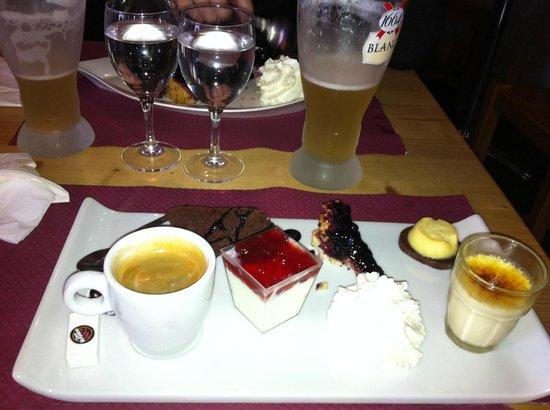 L'Passage:                   Café gourmand