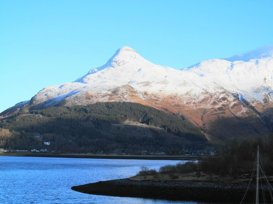 Highland View Bed and Breakfast: Pap of Glencoe