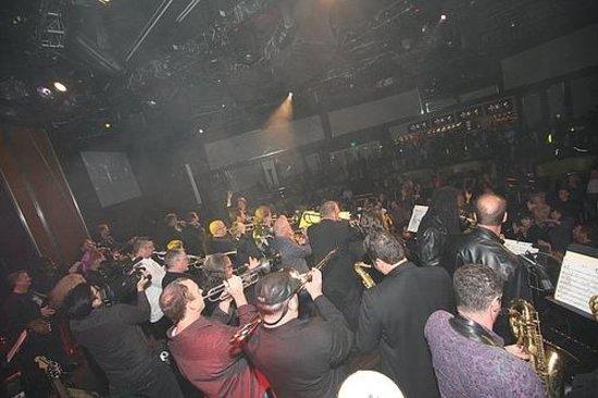 Aliante Station Casino + Hotel:                   The Lon Bronson All-Star Band