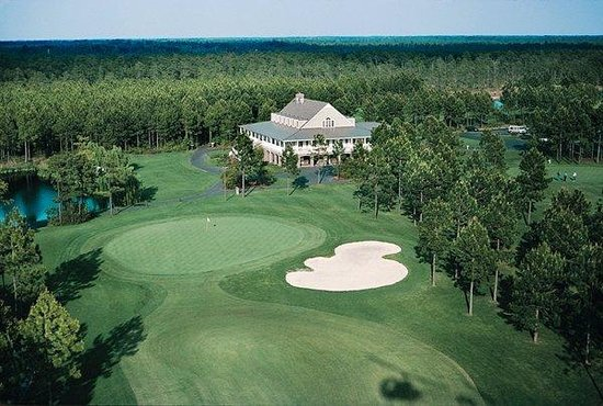 True Blue Golf Resort: Tb Clubhouse Aerial