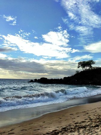 Sheraton Maui Resort & Spa: Black Rock and Beach