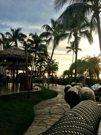 Sheraton Maui Resort & Spa: Gorgeous Grounds