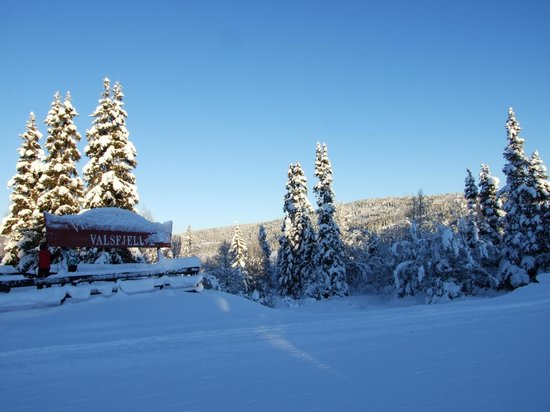 Gala Hogfjellshotel:                   ski area
