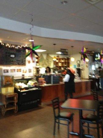 Dee's Coffee:                   great service