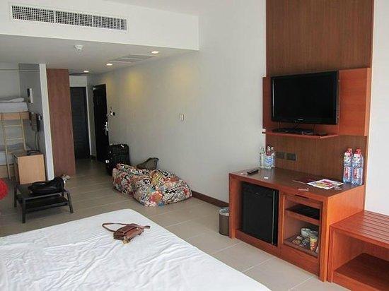 Deevana Plaza Krabi Aonang:                   Family Room