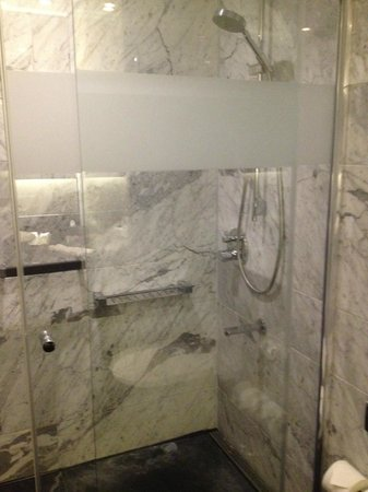 DoubleTree by Hilton Istanbul - Old Town: Great shower
