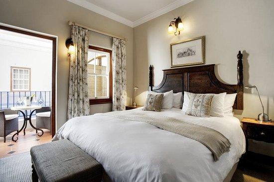 Coopmanhuijs Boutique Hotel & Spa: MAAfrica New Stellenbosch
