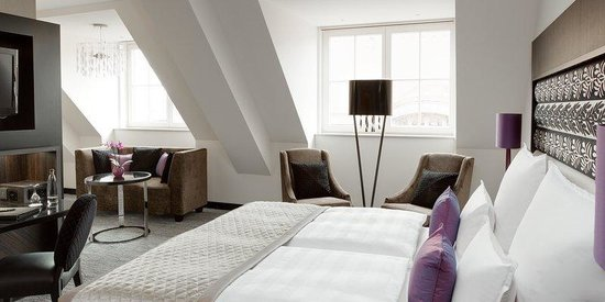 Steigenberger Grandhotel Handelshof: SHR Handelshof Leipzig Rooms Suite