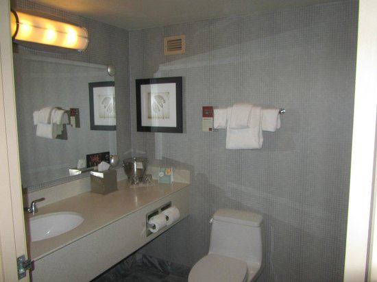 New York - New York Hotel and Casino: Bathroom
