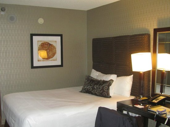 New York - New York Hotel and Casino: Bedroom