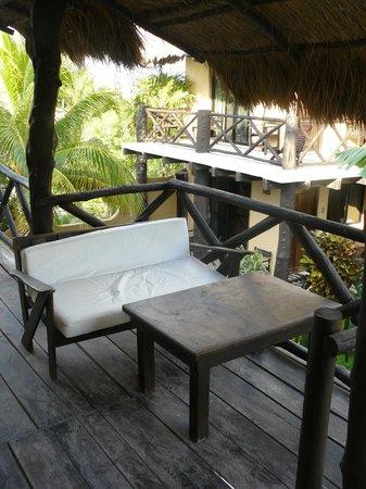 Luna de Plata · Hotel: La terrasse