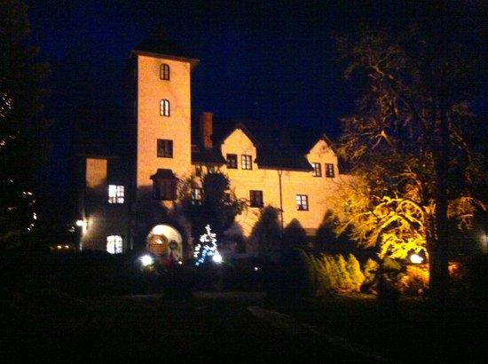 Hotel Schloss Thannegg:                                     Castle