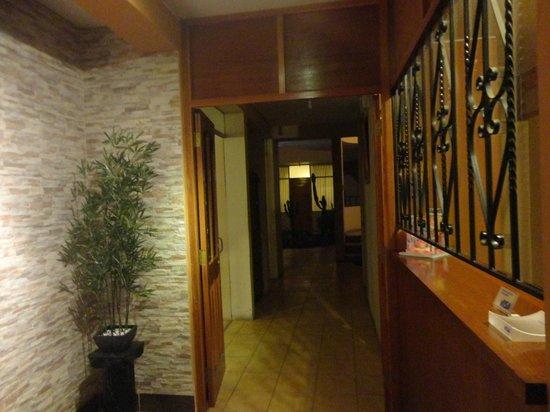 Hotel Mirasol: Recepción