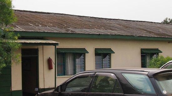 Mweya Hostel: Unterkunft