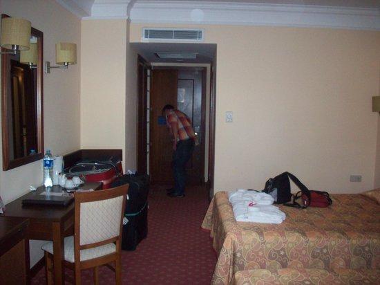 Papillon Ayscha Hotel Resort & Spa :                                     chambre