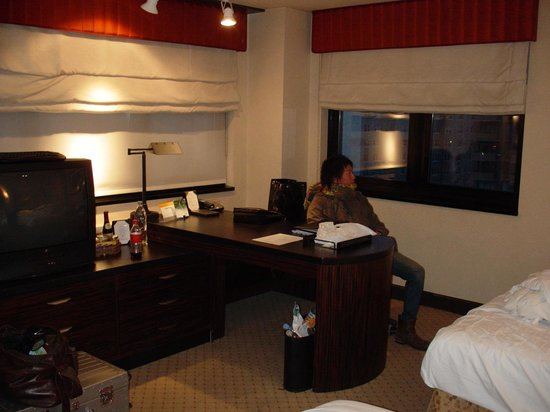 Dumont NYC–an Affinia hotel:                   ROOM1